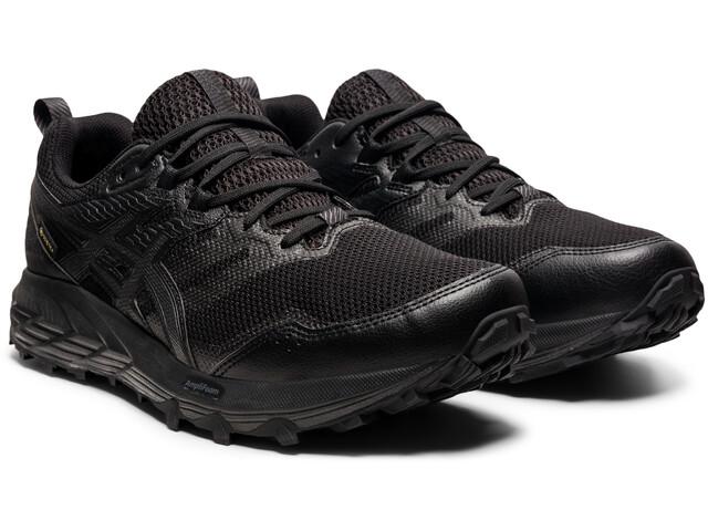 asics Gel-Sonoma 6 G-TX Shoes Men, black/black